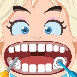 Little Dentist Games - Baby Doctor Games for Kids