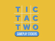 Activities of TicTacTwo - Gameplay Stickers