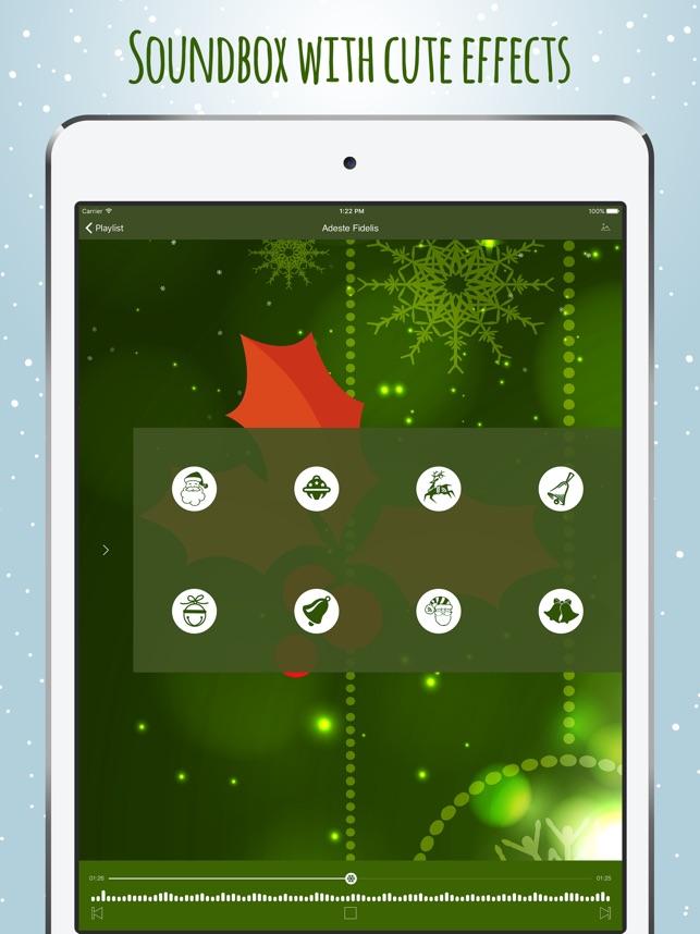 Traditionelle Weihnachtslieder Musik Tube im App Store