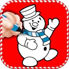 Activities of Christmas Snowman Coloring Book - Coloring Pages