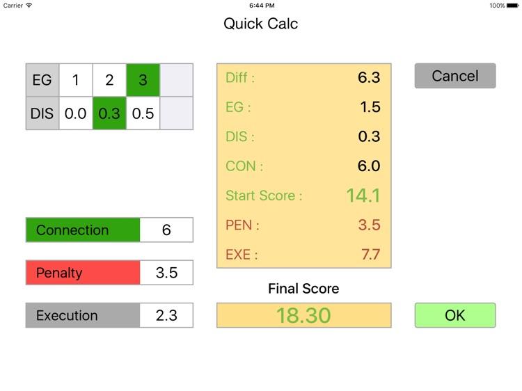 MAG Quick Score screenshot-3