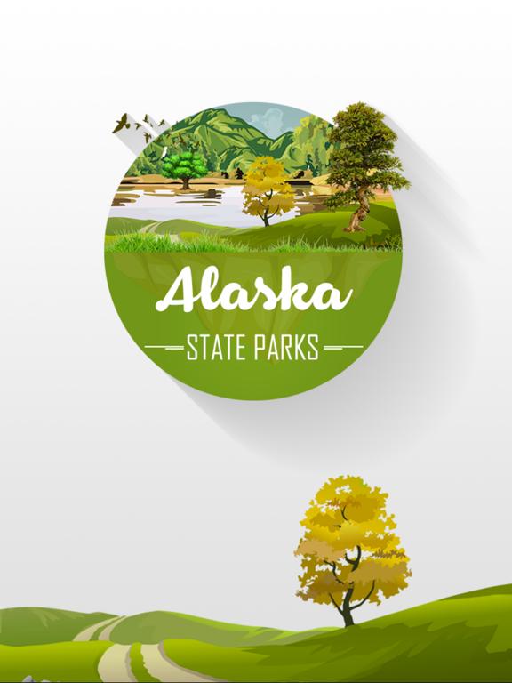Alaska State Parks-ipad-0