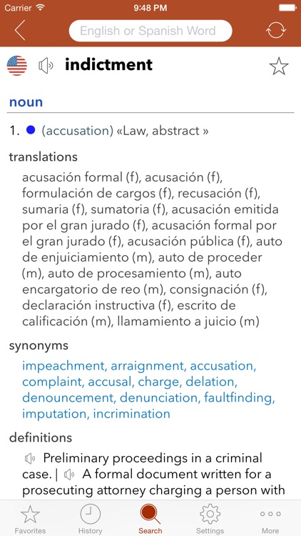 Spanish Legal Dictionary
