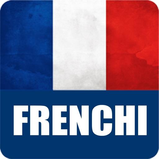Frenchi - English to French speech translator icon