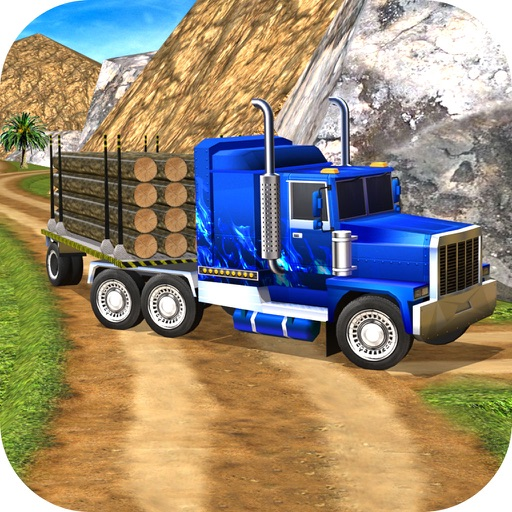Extreme Truck Hill Drive : Real Mountain Climb-er