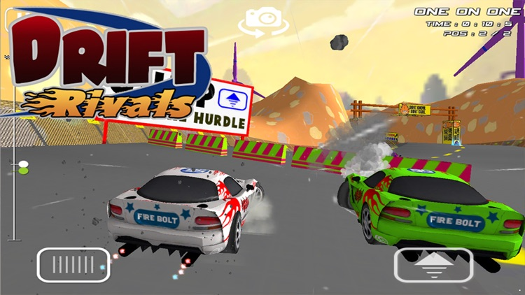 Drift Rivals - Free Drift Racing Stunt Games screenshot-3