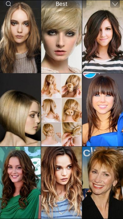 Womens Hairstyles Ideas - Girls Stylish Hair Cuts