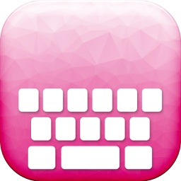 Pink Keyboard Ultimate Edition – Fabulous Keyboards for Girls with Glitter Backgrounds and Emoji