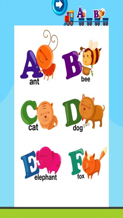 ABC Alphabet Phonics Education Game For Kids