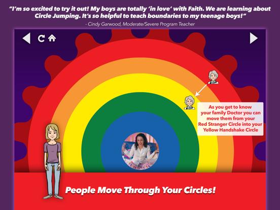 Circles Social Skills Utility screenshot four