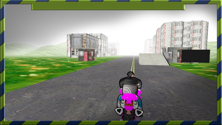 Most Adventurous Motorbike drift racing game