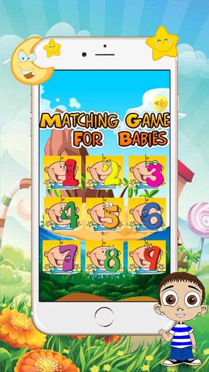 Kid Matching Games