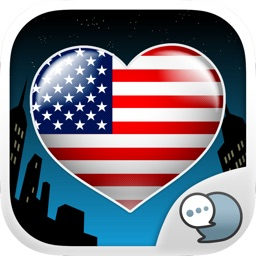 America Emoji Stickers Keyboard Themes ChatStick