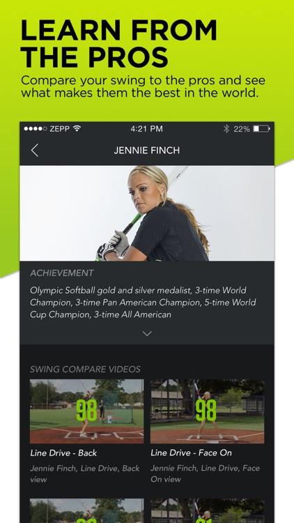 Zepp Baseball & Softball screenshot-4