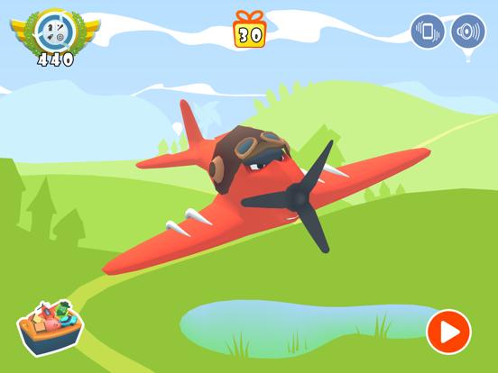Toy Bomber: Endless Bombing Game!-ipad-0