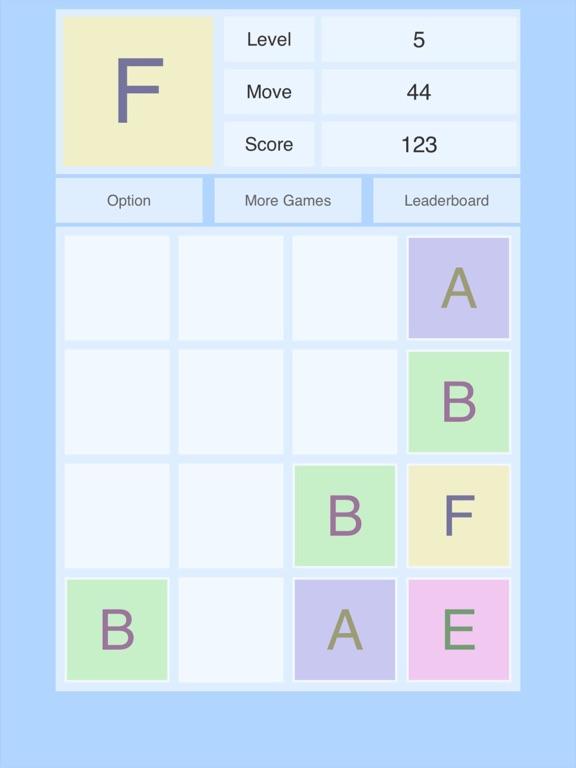 Screenshot #5 pour Combine Alphabet