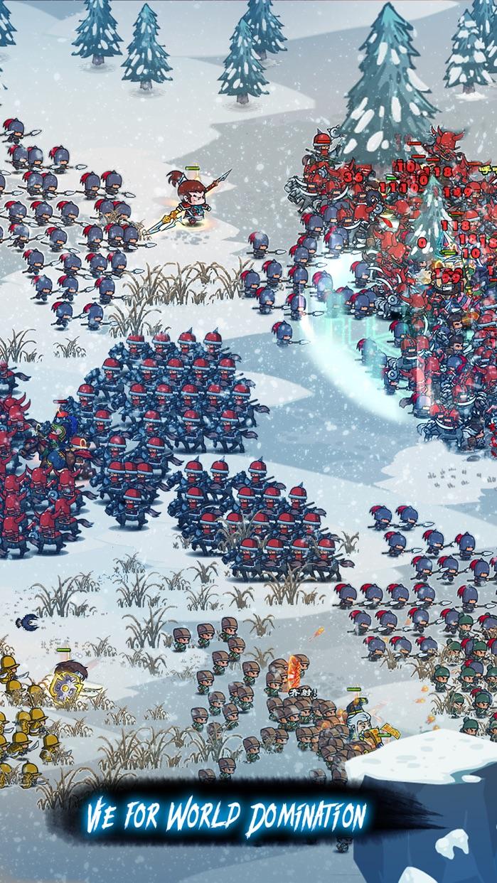 Mini Warriors™ Three Kingdoms Screenshot