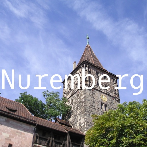 hiNuremberg: Offline Map of Nuremberg