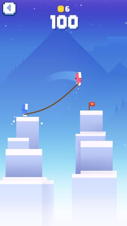 Icy Ropes screenshot-4