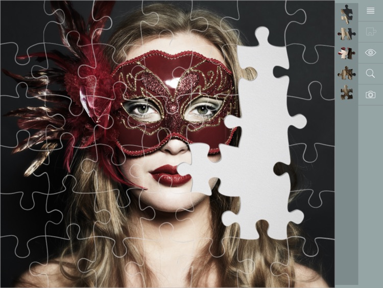 Jigsaw Puzzles Retro screenshot-3