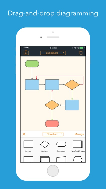 Lucidchart screenshot-0