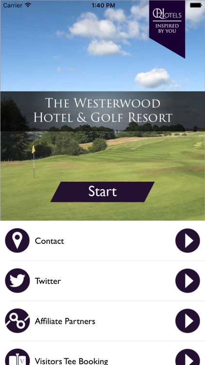 QHotels: The Westerwood Hotel
