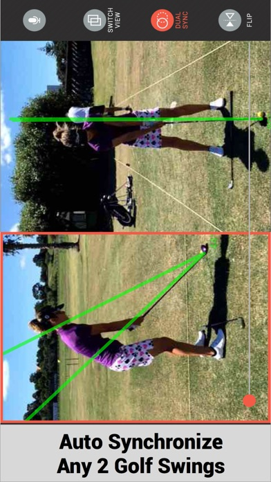 Swing Profile Golf Analyzer screenshot four