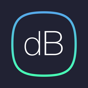 dB Decibel Meter - sound level measurement tool app