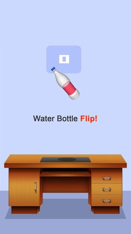 Water Bottle Flip Challenge - The  Flappy Bottle screenshot-4