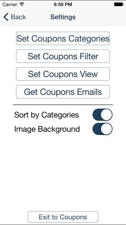Finance Coupons, Free Finance Discount screenshot-3