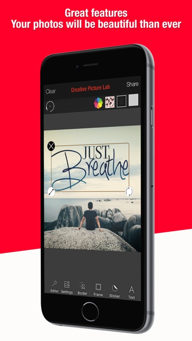 download Creative Picture Lab Editing Photos Add Typography apps 4