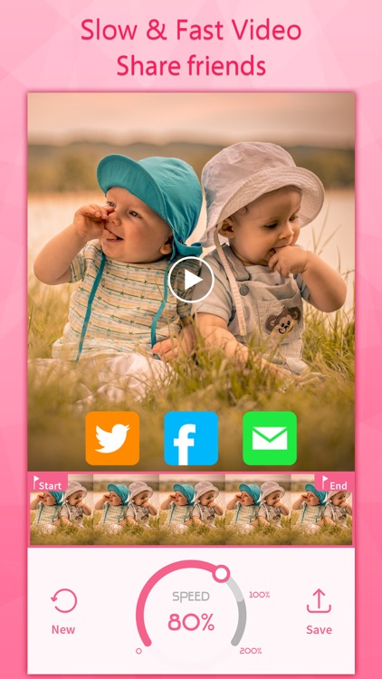 Slow Fast Motion Video Editor - Adjust Speed for Your Camera screenshot-4