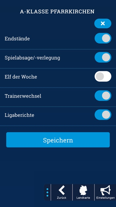 Screenshot for FuPa in Germany App Store