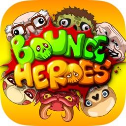 Bounce Heroes - Anime Super Hero Jump Games