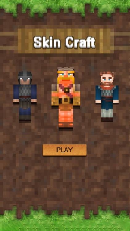 SkinCraft - Boys Girls Skins for Minecraft PE