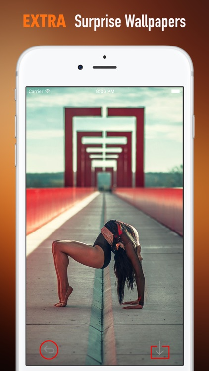 Gymnastics Wallpapers HD: Quotes with Art