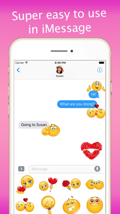 Love Emojis for Couples