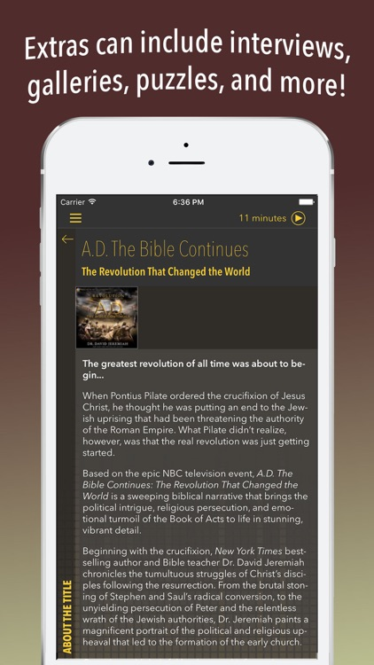 A.D. The Bible Continues screenshot-4