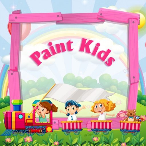 Paint Kids - Draw for Kids - Paint Gallery