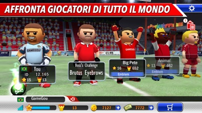 Screenshot of Perfect Kick3