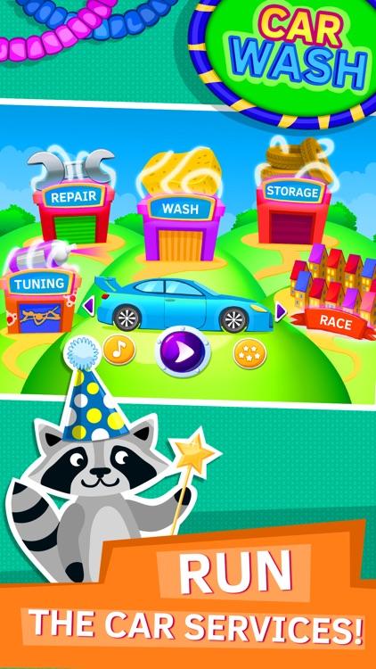 Car Detailing Games for Kids and Toddlers. Premium screenshot-4