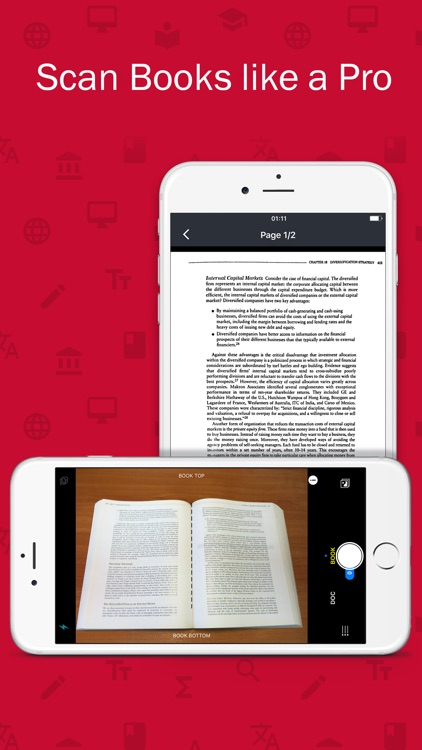 BookScanner Pro: Smart Book Scanner App with OCR screenshot-0