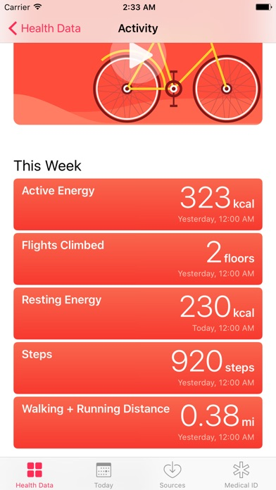 Fit Sync for Fitbit t... screenshot1