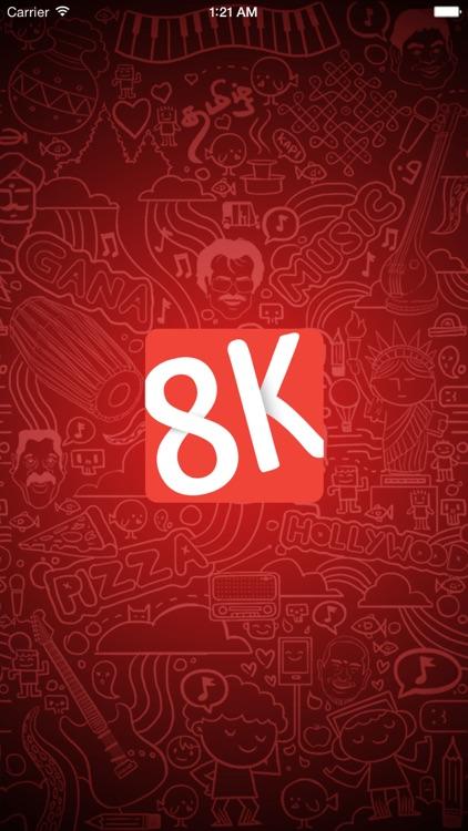 8K Radio