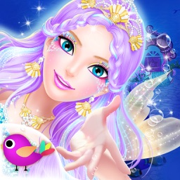 Princess Salon: Mermaid Doris