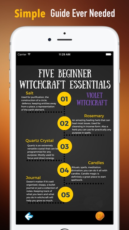 Witchcraft 101:Anthropology,Guide and Top News screenshot-1