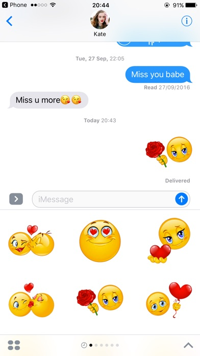 Adult Emojis Stickers Pack for Naughty Couples - by Lin Kong ... fe1f1c9fb5