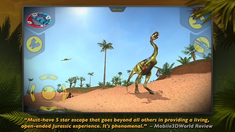 Carnivores: Dinosaur Hunter screenshot-1