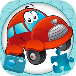Slide Magic Puzzle & Photos - Cars Sliding Block