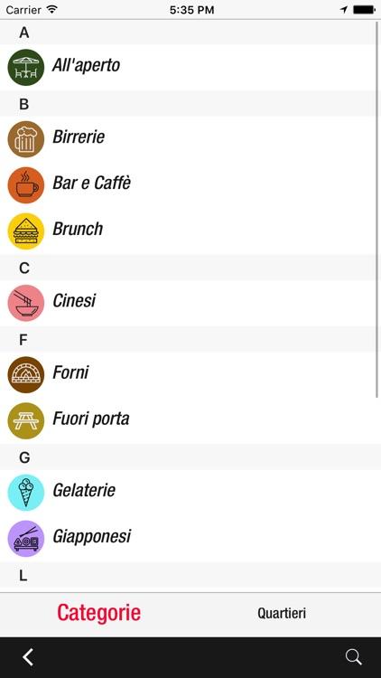 I migliori ristoranti di Roma 2017 PuntarellaRossa screenshot-3